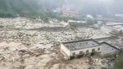 汶川暴雨引发泥石流致4人遇难11人失联 紧急转移三万余人