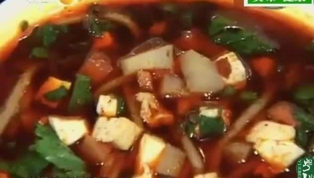 舌尖上的陕西美食:咸阳