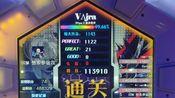 【omi/舞立方】VΛjra(高级)99.54%