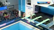 【曹缘/谢思埸第6跳90.06分 总分439.74夺得男子双人3米板金牌!】刚结束的2019国际泳联世锦赛男子双人3米板决赛中,