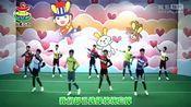儿童舞蹈视频大全《奔跑吧》少儿舞蹈