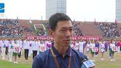 浙江省大运会阳光项目比赛 展大学生青春风采