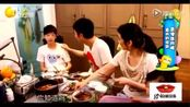 张丹峰求过父亲节儿子装傻女儿吃鱼吃到飞起来,网友 好幸福