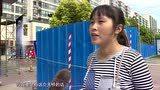 陇南市区再添一座便民人行天桥,预计11月投入使用