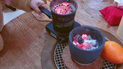 小茶爐的使用~如何點炭(二)