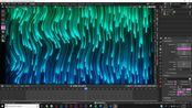 Blender 2.8 EEVEE打造流动的光效