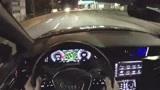 夜晚试驾2020款奥迪A6L,按下钥匙坐进驾驶舱,才是惊艳的开始