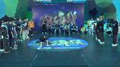 斯莫克vs西城男孩 Bboy crewbattle 8进4 2019南征舞战vol.5