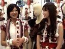 小嶋陽菜 小嶋と宮澤HP_春コレの衣装を見に来て