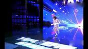 小伙扮美女参加中国达人秀舞蹈,刘烨:比我老婆还漂亮