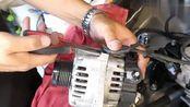 修车工教大家更换现代ELARTA I30图森油泵技术,学会自己也能做
