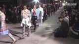 Givenchy 2014春夏巴黎男装周发布会