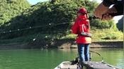 EG小姐姐LAYLA又出发 Bass .fishing+大泳+深水胖子+面条虫+一撃必殺
