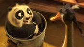 功夫熊猫2(片段)小阿宝是肿么来的