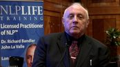 Dr. Richard Bandler about Bernardo Moya CEO of NLP Life Training