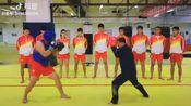 【搬运】飞龙李建文老师讲解——传统拳抄拳技术同勾拳技术的区别