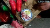 1月15日山东农村早饭家常菜做饭过程