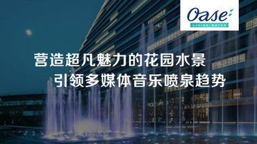 【德国欧亚瑟】北京望京SOHO音乐喷泉.mp4
