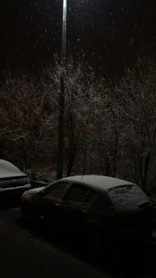 17年第一场雪