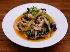 美食台|鱼香肉丝