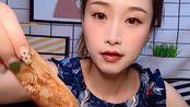 [吃播小颖] 我也喜歡餃子,比較愛吃蒸餃,帶湯的也不錯