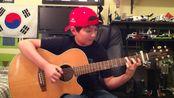 【指弹吉他】Bob Marley - Redemption Song - Fingerstyle Guitar - Andrew Foy