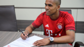 拜仁签约道格拉斯科斯塔 3500万身价5年合同