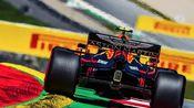 【单圈最短的赛道】F1 2019键盘奥地利计时赛 1:04.487(腾讯无版权)