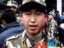 """【拍客】实拍90后新兵入伍""""有理想,去当兵""""[www.zzlt.cn]"""
