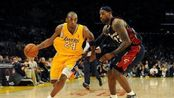 NBA全明星投选 科比vs詹姆斯