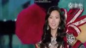 刘雯2017维密秀身着翅膀美出新高度 为大表姐疯狂碈CALL!