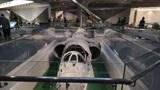 美国u2侦察机残骸在国家军事博物馆展出