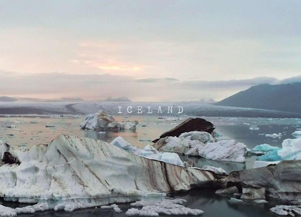 诗画同行,漫步冰岛