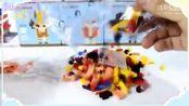海贼王 蒙奇·D·路飞积木拼装 海贼王系列钻石颗粒积木组装视频 鳕鱼乐园 亲子益智玩具