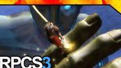 RPCS3 v0.0.6 _ 4k IR _ Vulkan _ God of War 2 HD _ i5-8500 _ #3
