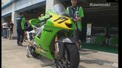 Kawasaki ZX-RR MotoGP赛车研发纪录片