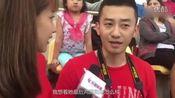 跳水冠军吴敏霞男友首度曝光 高颜值引记者尖叫