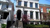 壕宅系列678-芝加哥:室内的洁白联排很美好~ 1120 W Montana Street, Lincoln Park