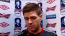 [12.01.28]Steven Gerrard&Dirk Kuyt -FA Cup 4th Round