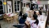 中餐厅生意真好,王俊凯接客一桌妹子脸都红了
