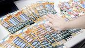 小偷大半夜潜入彩票店,把所有刮刮乐刮干净,意外暴露了大秘密!