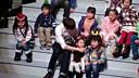 李敏鎬121202  MJ 3rd EVENT- Ending 1080超清飯拍singing with children