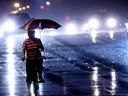北京发布暴雨蓝色预警 延庆等地出现大到暴雨