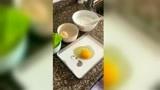 早餐做个肠粉吃,简单易做,一个人也要好好吃早餐!
