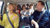 "【CBS】《柯登深-夜秀》""BTS Carpool Karaoke""官方超清完整版!《ON+Black Swan》等超长歌曲串烧+舞蹈课!"