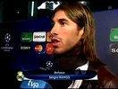 2011.11.22 赛后采访 Ramos - Trabajamos para ir a más