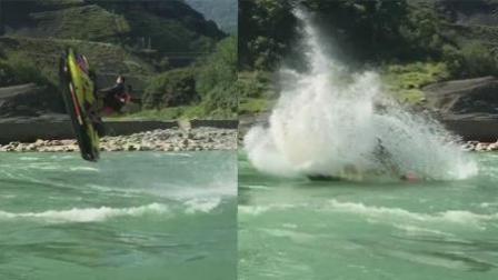 游客乘摩托艇落水 尸体三天后才找到
