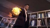 战狼吴京化身法师,玩起了火系魔法,国产奇幻喜剧片《开心魔法》