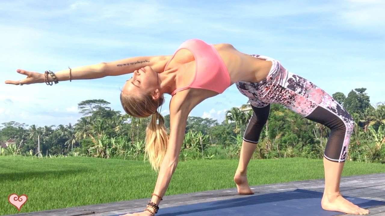 晨间瑜伽教程