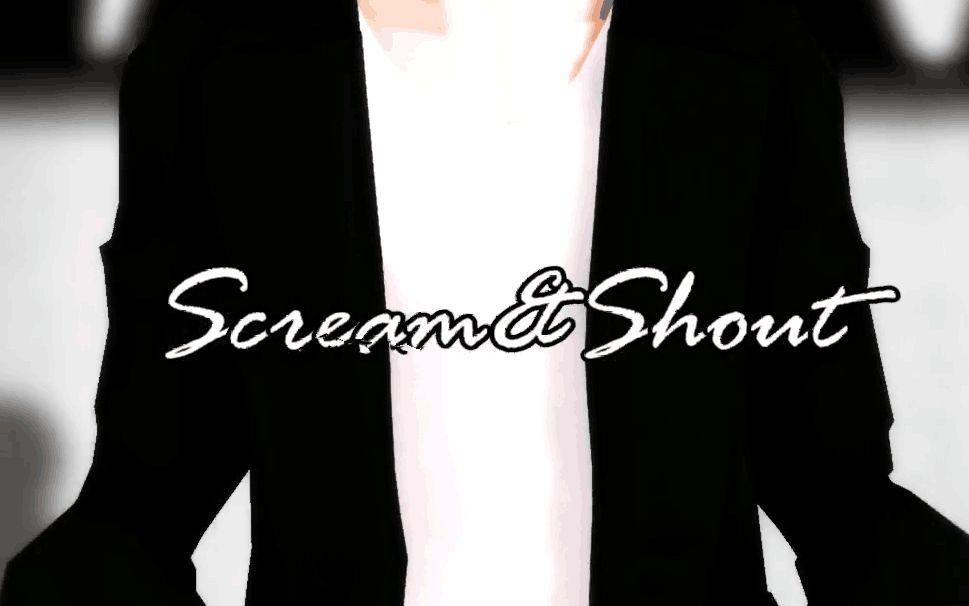 【APH/MMD】亚蒂·Scream&Shout